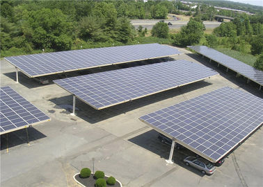 Os sistemas solares do Carport exterior Waterproof a estabilidade alta do painel fotovoltaico